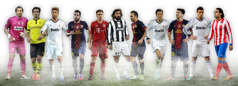 بهترین های سال 2012 از نگاه طرفداری