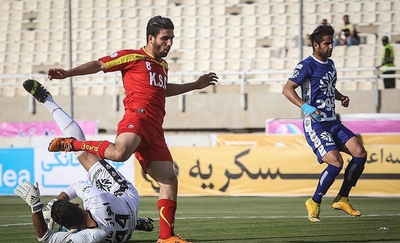 لیگ برتر فوتبال - فولاد خوزستان - صبای قم