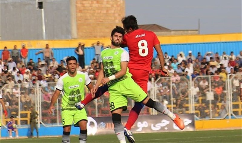 لیگ دسته اول فوتبال - جواد نکونام