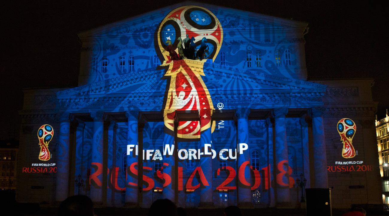 جام جهانی - مسابقات جام جهانی - جام جهانی روسیه