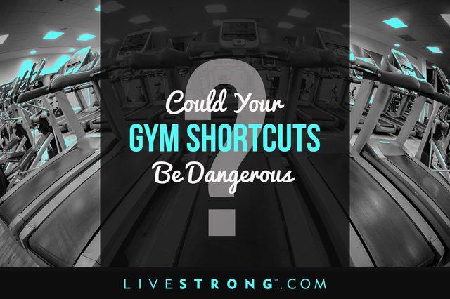 آیا میانبر زدن در انجام حرکت های ورزشی خطرناک است؟