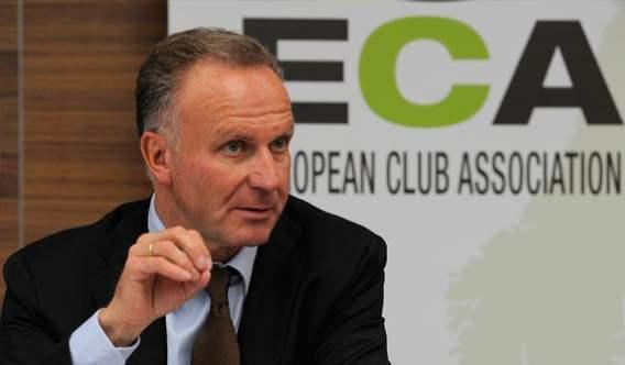 اتحادیه باشگاههای فوتبال اروپا  - افزایش تیم های جام جهانی - هاینتس رومنیگه
