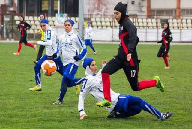 لیگ برتر فوتبال بانوان؛ تساوی استقلال در بازی نخستین هفته هفتم