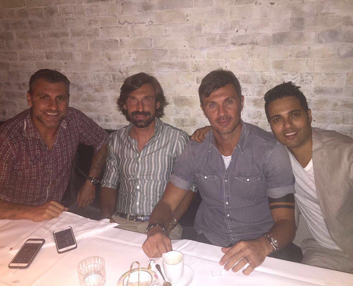 شب به یاد ماندنی بزرگان ایتالیا در نیویورک (عکس)