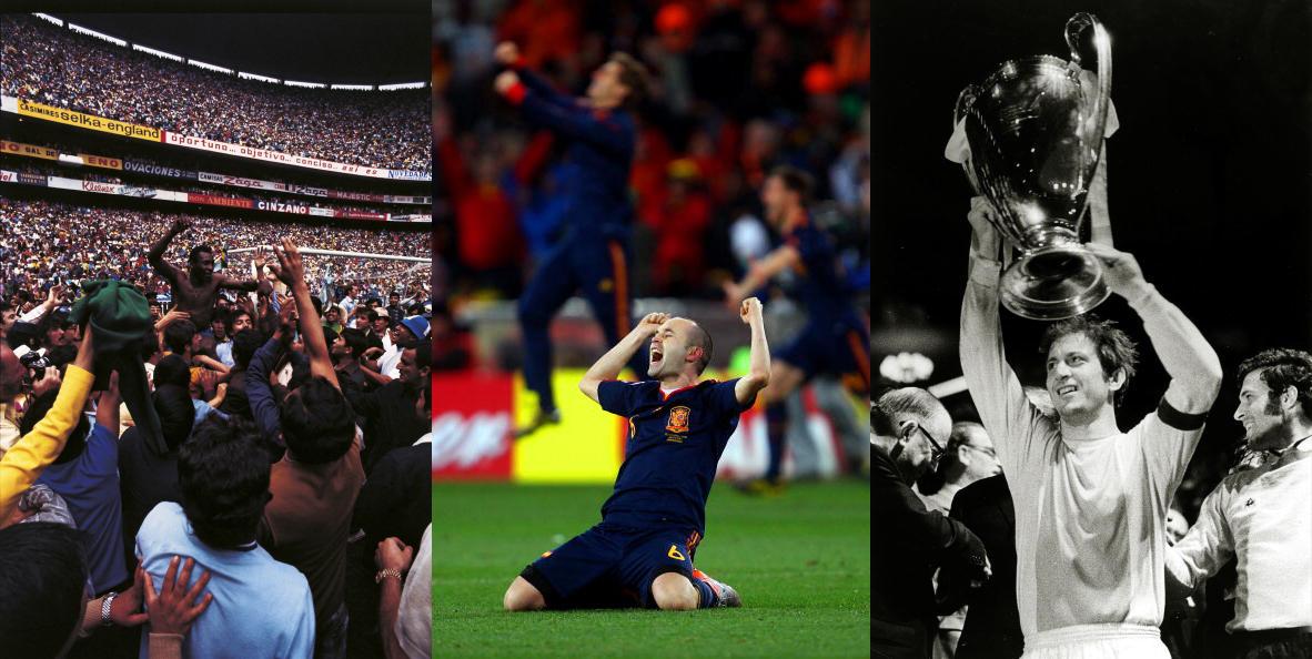 50 تیمی که تاریخ را ورق زدند - برترین تیم های تاریخ - جام های جهانی