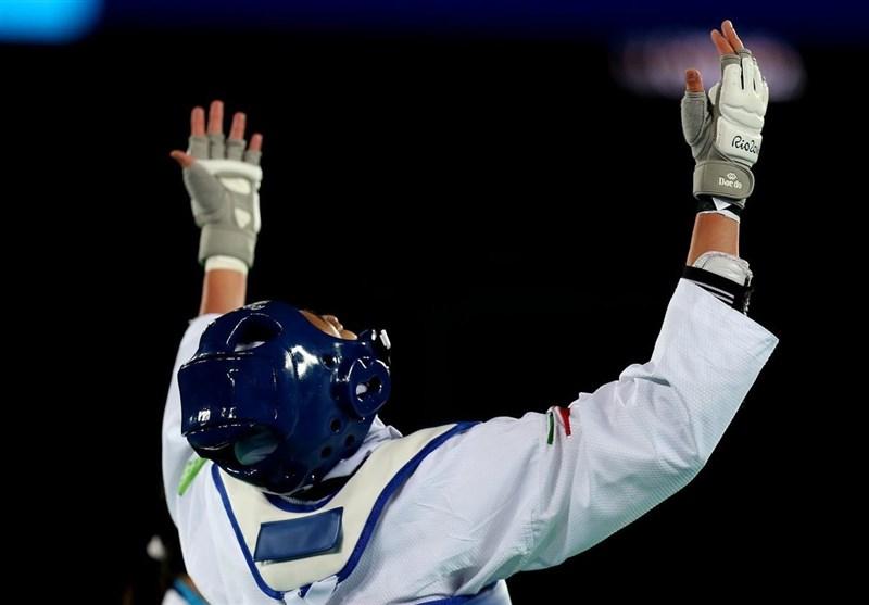 گزارش تصویری؛ کسب اولین مدال تاریخ ورزش بانوان ایران توسط کیمیای تکواندو