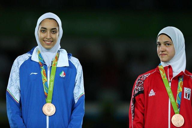 اولین پست اینستاگرامی کیمیا علیزاده پس از کسب مدال برنز