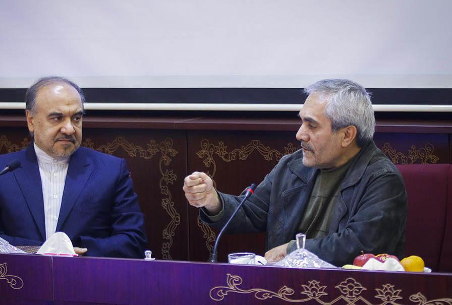 لیگ برتر- پرسپولیس- هیئت مدیره پرسپولیس-وزیر ورزش