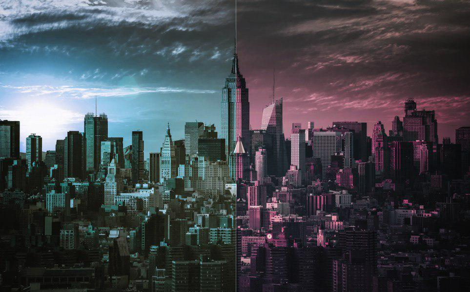 داستان یک شهر-آمریکا