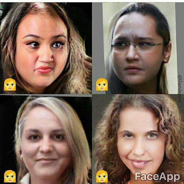 دانلود برنامه تغییر چهره faceapp