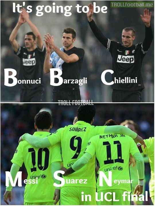 BBC vs MSN