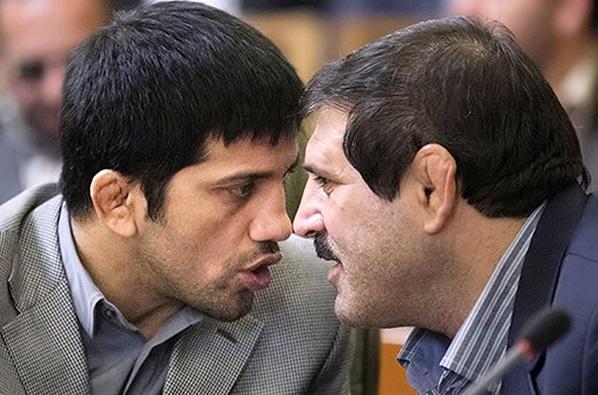 Image result for علیرضا دبیر + سلطانی فر