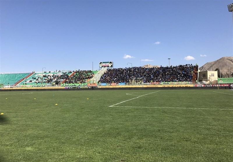 استادیوم فولاد شهر-استقلال-ذوب آهن-لیگ برتر