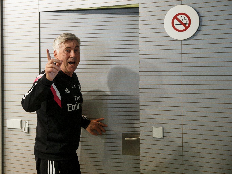 رسمی؛ کارلو آنچلوتی از رئال مادرید اخراج شد