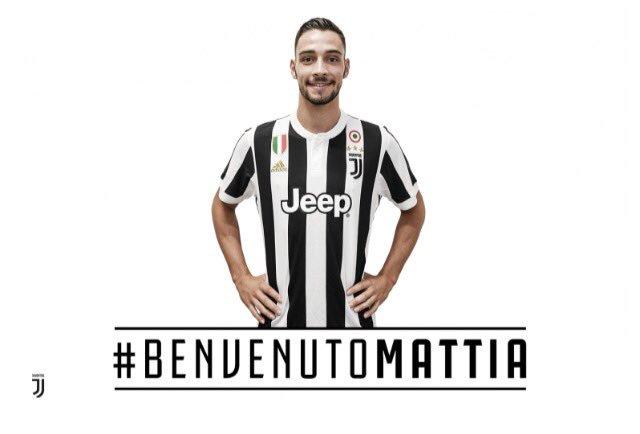 یوونتوس - میلان- انتقال رسمی