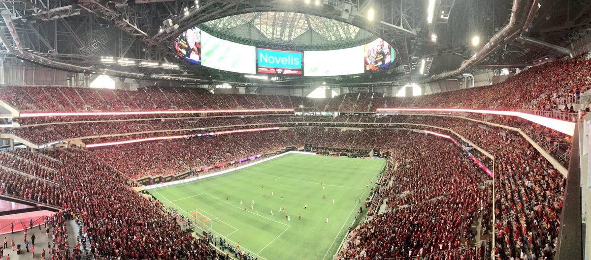 Atlanta United FC - آمریکا