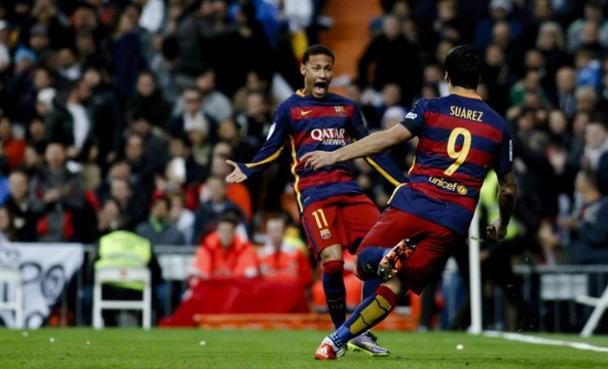 تکرار تاریخ - بارسلونا - پیروزی بر رئال مادرید - ال کلاسیکو - لالیگا