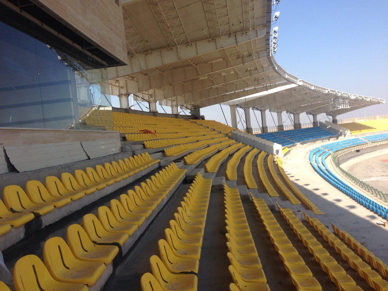 ورزشگاه خرمشهر:مشخصات و اطلاعات تکمیلی