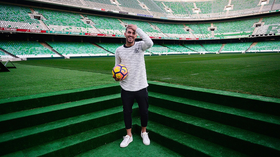 Dani Ceballos - Real Betis - رئال بتیس - Spain National Football Team - رئال مادرید - Real Madrid - نقل و انتقالات رئال مادرید - Real Madrid Transfers