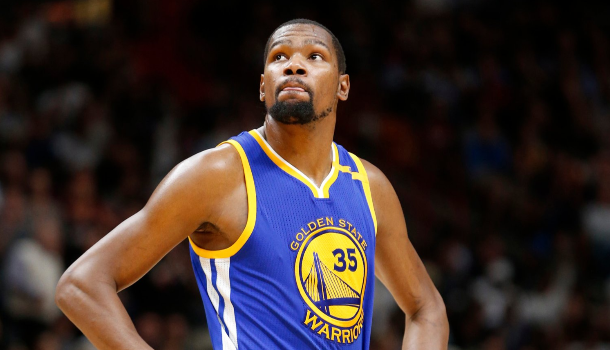 Kevin Durant - NBA - Golden State Warriors - گلدن استیت وریرز