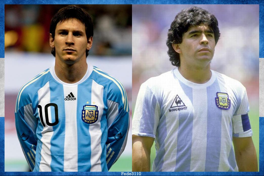 مسی یک رهبر است حتی اگر مارادونا نخواهد!