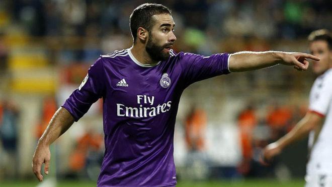 تمدید قرارداد رئال مادرید با کارواخال-لالیگا اسپانیا