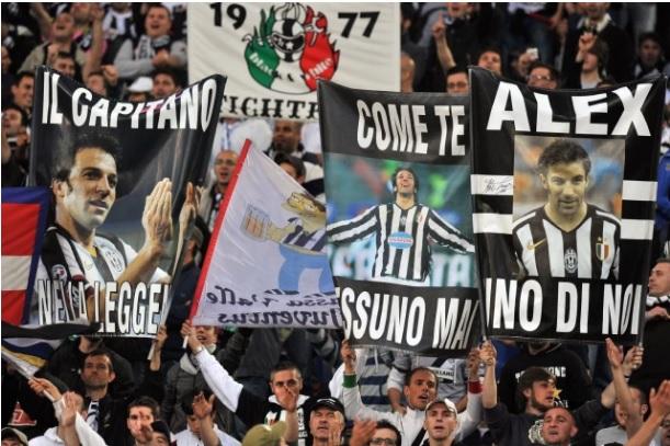 هواداران یوونتوس-اسطوره یوونتوس-سری آ ایتالیا-تیم ملی ایتالیا