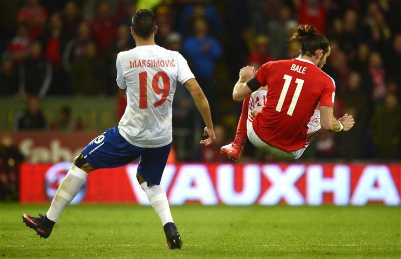 ولز 1-1 صربستان؛ میتروویچ صرب ها را در آخرین دقایق نجات داد