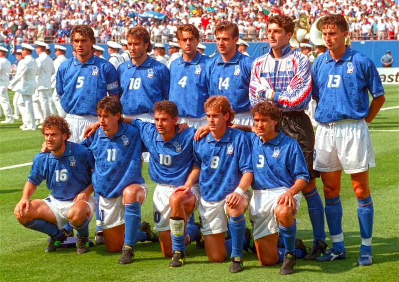 فینالیست های ایتالیایی جام جهانی ۹۴؛ بیست و دو سال بعد، آنها کجا هستند؟