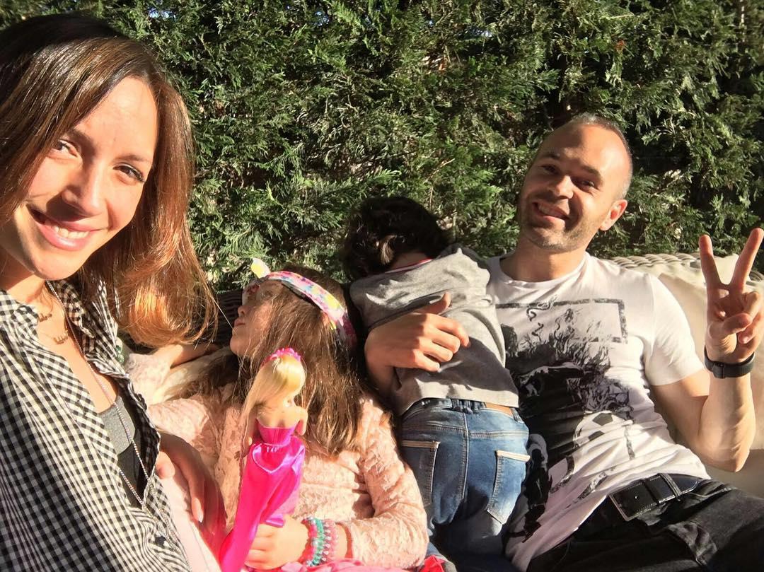تولد اینیستا-خانواده اینیستا-بارسلونا-لالیگا اسپانیا