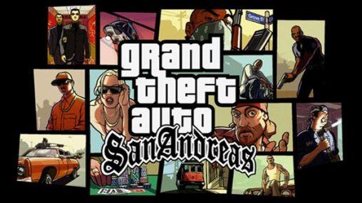 آهنگ بازی خاطره انگیز GTA San Andreas