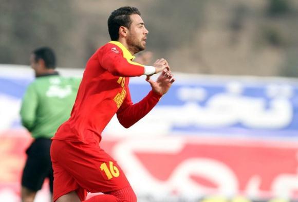بازیکن جدید فولاد خوزستان