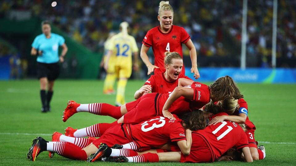 فوتبال بانوان در المپیک ریو 2016؛ تاجگذاری دوباره ژرمنها در خاک برزیل