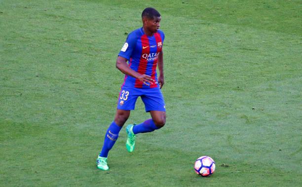 مدافع میانی برزیلی بارسلونا - بارسلونا - لالیگا