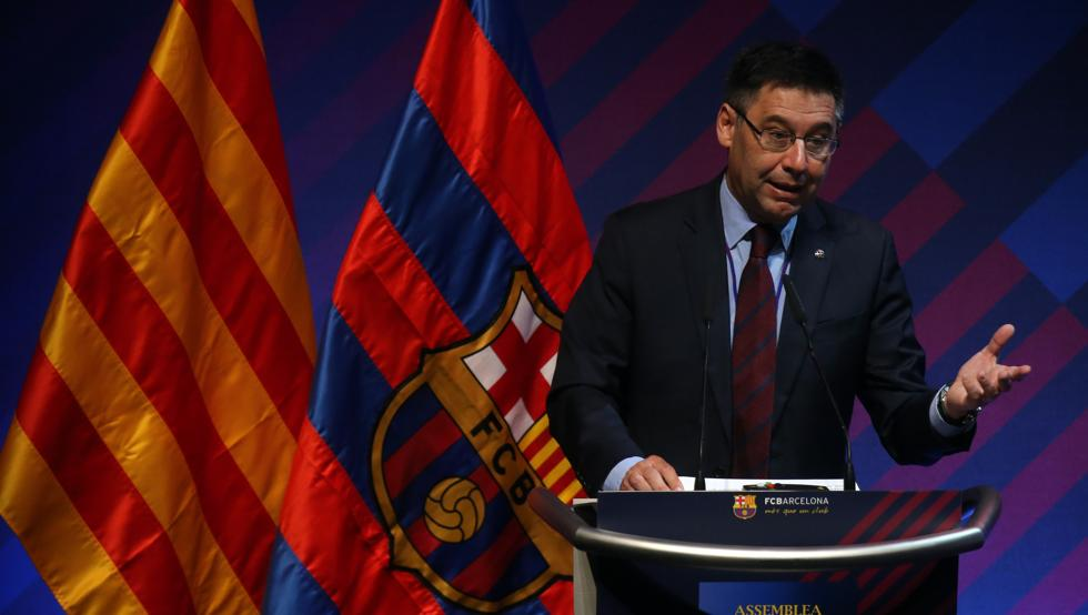 رئيس باشگاه بارسلونا - لیونل مسی - نقل و انتقالات - یوفا