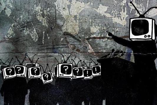 Television - Media Mafia - انحصارطلبی رسانه ای