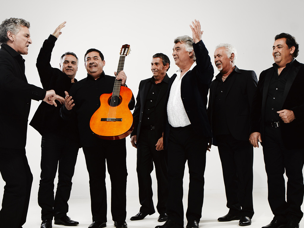 Gipsy Kings : Amor Mio