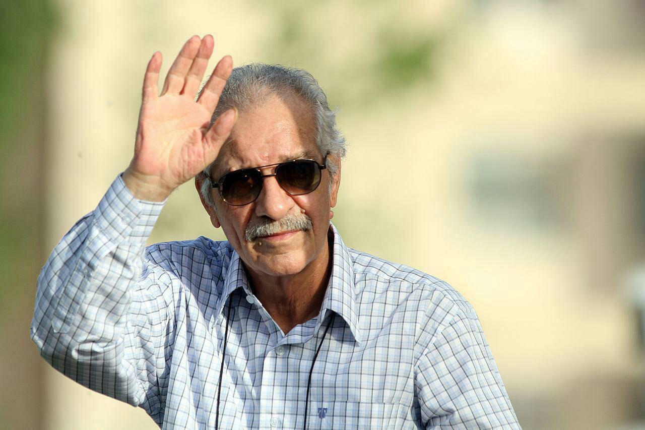 وداع با منصور پورحیدری: آن چروک های عمیق