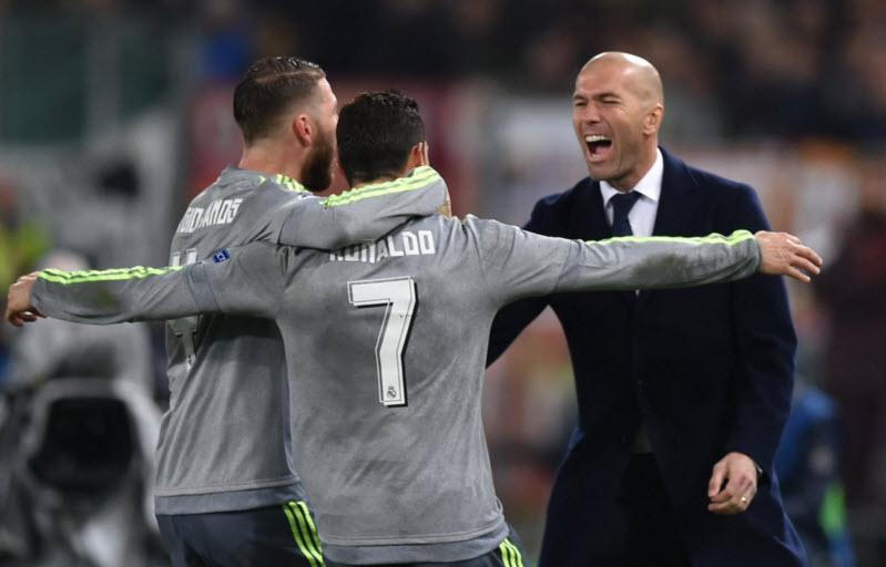 رم - رئال مادرید: از پیروزی زیدان تا پیروزی رونالدو