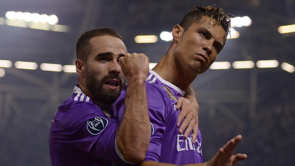 پانصدمین گل رئال مادرید در لیگ قهرمانان اروپا