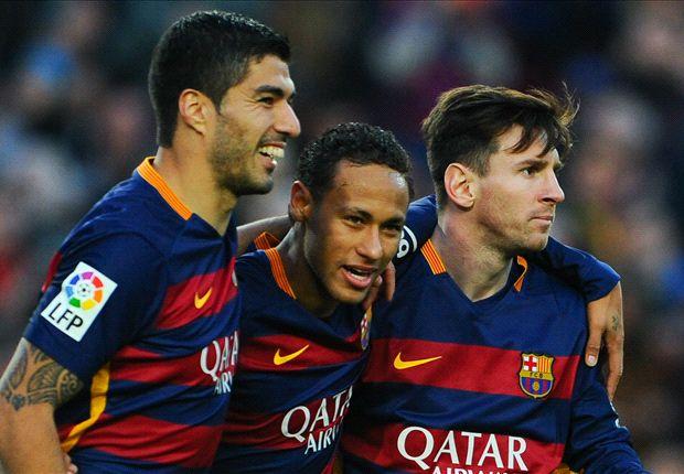 بارسلونا رکورد بیشترین گل زده در یک سال میلادی را شکست
