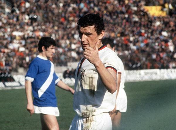 نگاهی مختصر به زندگی نامه لوییجی ریوا بهترین گلزن تاریخ تیم ملی ایتالیا