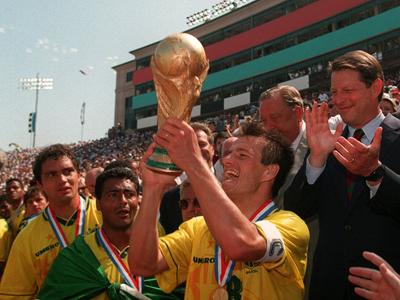 پلی به گذشته؛ بیست و دومین سالروز قهرمانی برزیل در جام جهانی 1994
