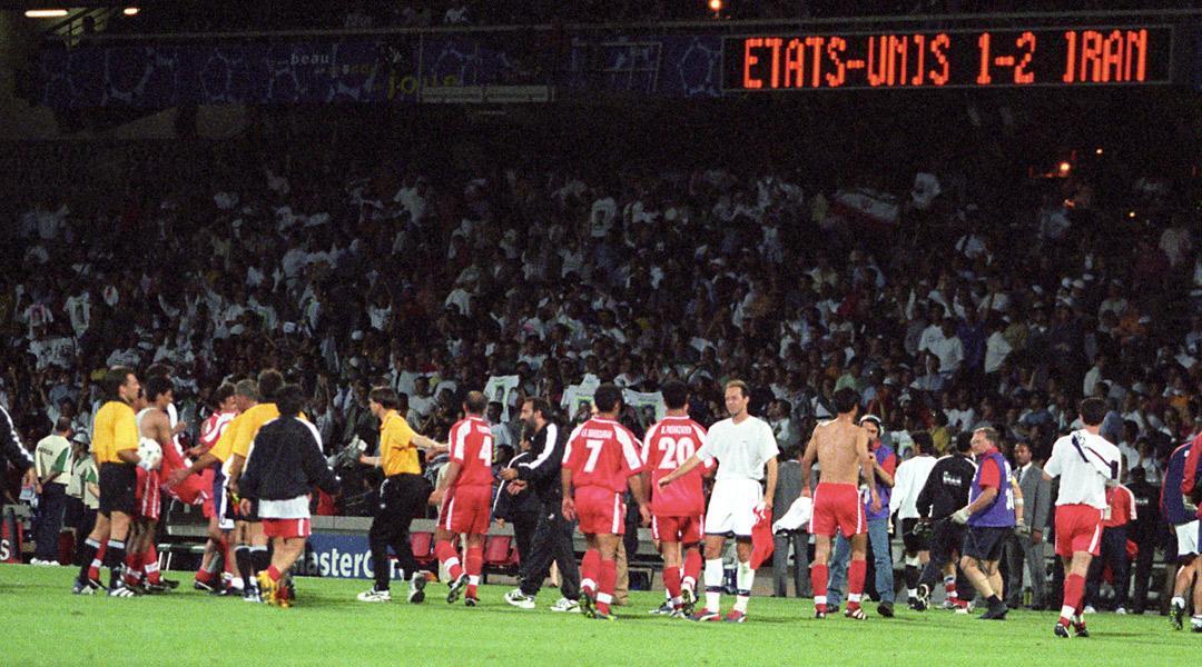 بازی قرن؛ سیاسی ترین رویداد فوتبالی جام جهانی