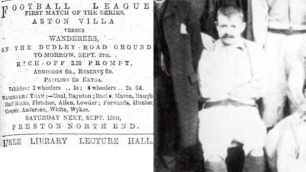 کشف معمای تاریخی؛ چه کسی اولین گل لیگ حرفه ای را به ثمر رساند؟