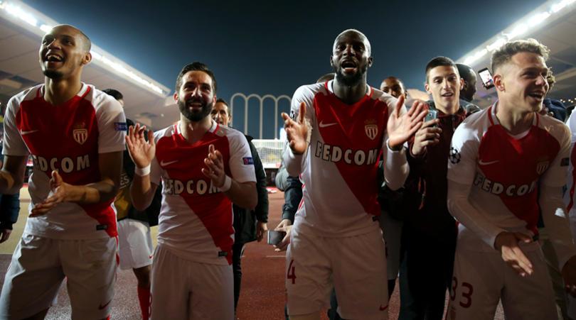 لیگ قهرمانان اروپا - موناکو-منچسترسیتی - یوفا - تغییر قانون گل زده در خانه حریف