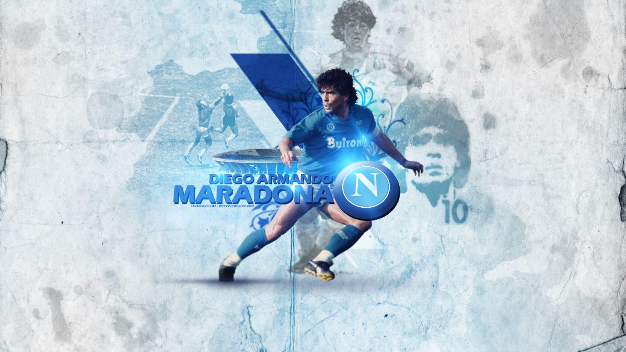 فوتبالی که تنها یک خدا دارد: دیگو آرماندو مارادونا