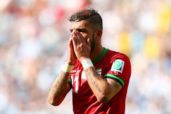 واکنش ها به بازی ایران مقابل آرژانتین در شبکه های اجتماعی