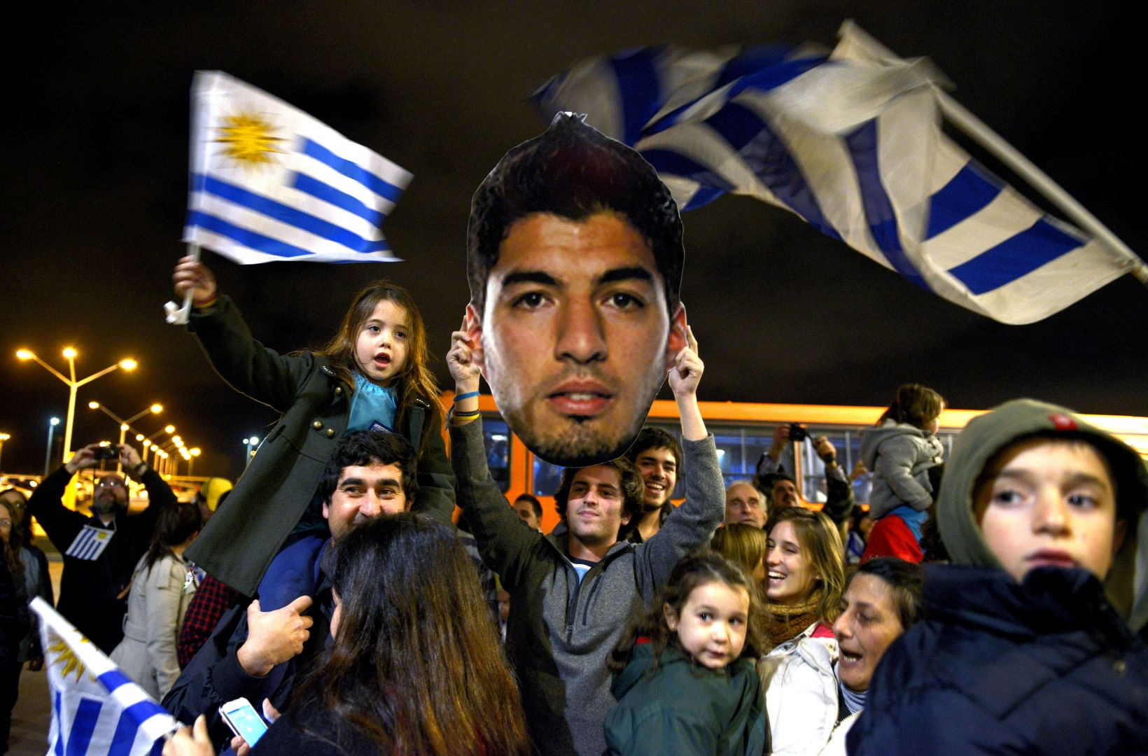 کوپا آمریکا: اروگوئه؛ آسمانی آبی تر با حضور ال پیستولرو