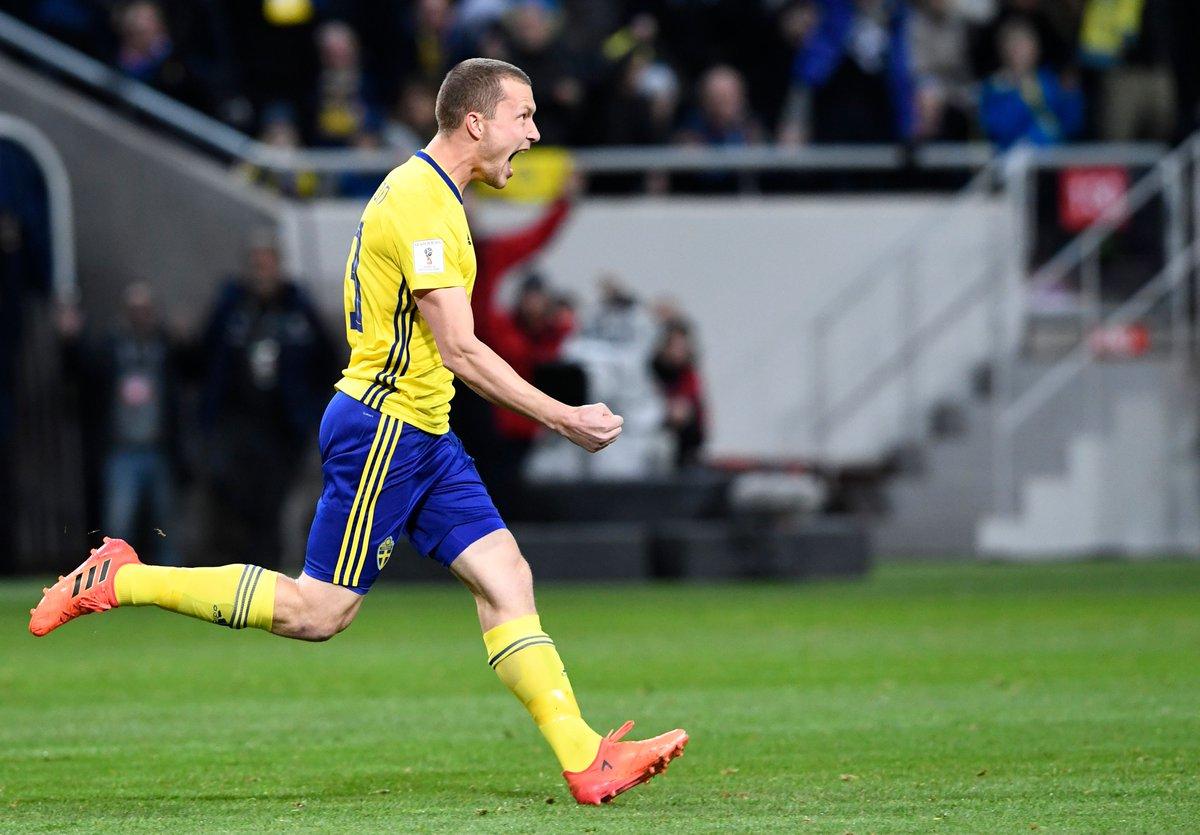 پلی آف جامی جهانی 2018 - تیم ملی ایتالیا - تیم ملی سوئد